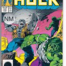 Incredible Hulk # 332, 9.2 NM -
