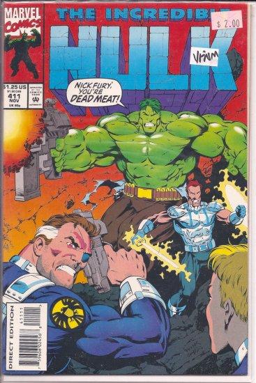 Incredible Hulk # 411, 9.0 VF/NM