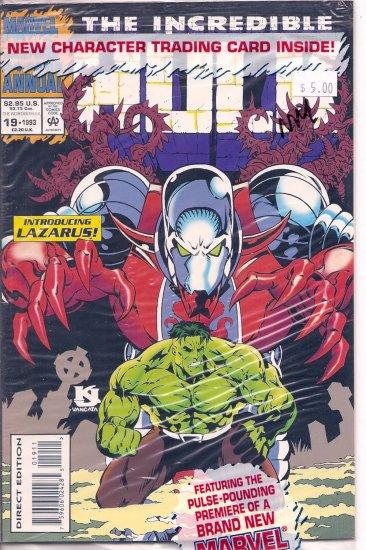 Incredible Hulk Annual # 19, 9.4 NM
