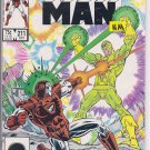 Iron Man # 211, 9.4 NM