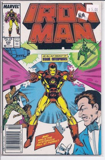Iron Man # 235, 9.4 NM