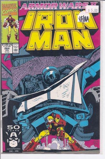 Iron Man # 264, 9.0 VF/NM