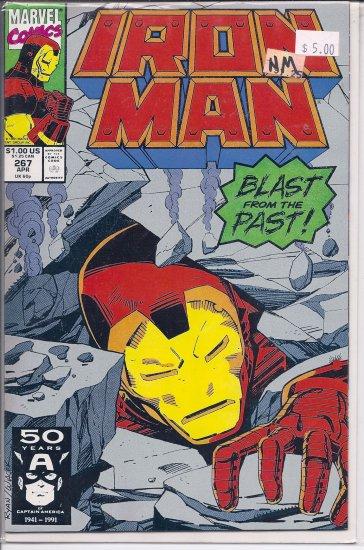 Iron Man # 267, 9.4 NM