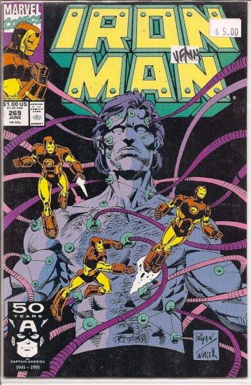 Iron Man # 269, 9.0 VF/NM