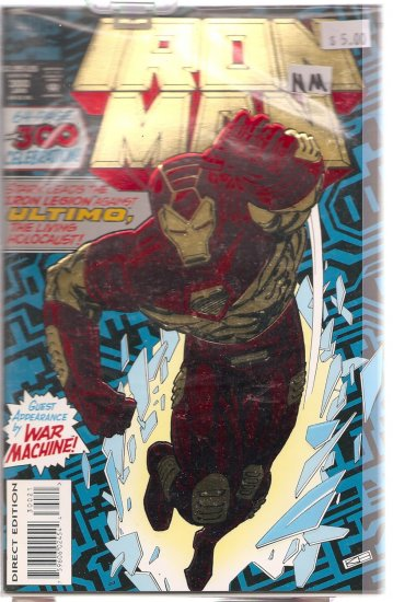 Iron Man # 300, 9.4 NM