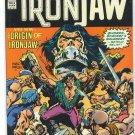 Ironjaw # 4, 8.0 VF