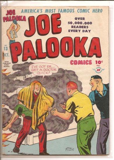 Joe Palooka # 13, 3.5 VG -
