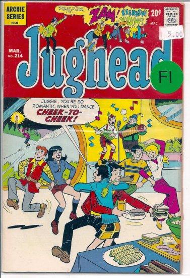 Jughead # 214, 6.0 FN