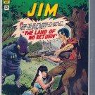 JUNGLE JIM # 23, 4.5 VG +