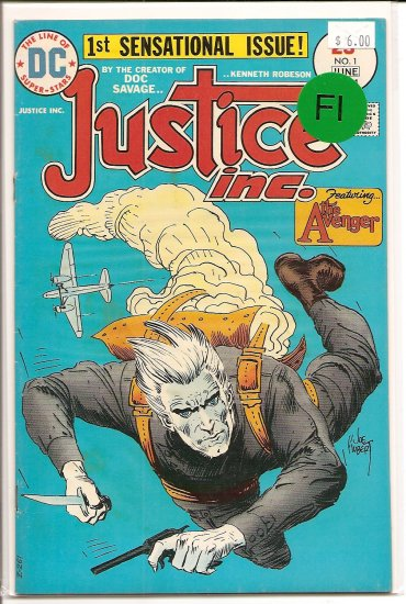 Justice Inc # 1, 6.0 FN
