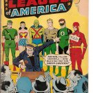 Justice League of America # 8, 2.0 GD