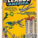 JUSTICE LEAGUE OF AMERICA # 13, 1.0 FR