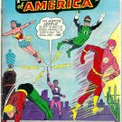 JUSTICE LEAGUE OF AMERICA # 24, 4.5 VG +