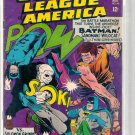 JUSTICE LEAGUE OF AMERICA # 46, 3.5 VG -