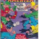 JUSTICE LEAGUE OF AMERICA # 56, 2.5 GD +
