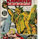 Kamandi, The Last Boy On Earth # 1, 4.0 VG