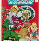 Kamandi, The Last Boy On Earth # 2, 7.0 FN/VF
