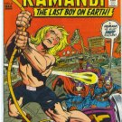 Kamandi, The Last Boy On Earth # 4, 8.0 VF