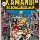 Kamandi, The Last Boy On Earth # 6, 9.0 VF/NM