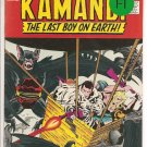 Kamandi, The Last Boy On Earth # 9, 6.0 FN