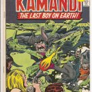 Kamandi, The Last Boy On Earth # 10, 4.0 VG
