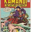 Kamandi, The Last Boy On Earth # 11, 5.0 VG/FN