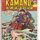 Kamandi, The Last Boy On Earth # 11, 4.5 VG +