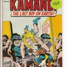 Kamandi, The Last Boy On Earth # 13, 5.0 VG/FN