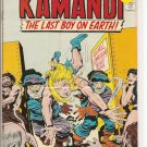 Kamandi, The Last Boy On Earth # 13, 4.5 VG +