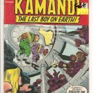 Kamandi, The Last Boy On Earth # 15, 6.5 FN +