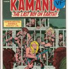Kamandi, The Last Boy On Earth # 16, 7.5 VF -