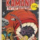 Kamandi, The Last Boy On Earth # 18, 4.5 VG +