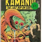 Kamandi, The Last Boy On Earth # 21, 6.0 FN
