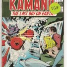 Kamandi, The Last Boy On Earth # 22, 5.0 VG/FN