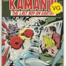 Kamandi, The Last Boy On Earth # 22, 4.0 VG
