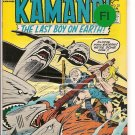 Kamandi, The Last Boy On Earth # 25, 6.0 FN