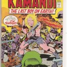 Kamandi, The Last Boy On Earth # 27, 6.5 FN +