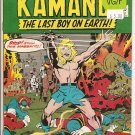 Kamandi, The Last Boy On Earth # 28, 5.0 VG/FN