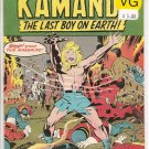 Kamandi, The Last Boy On Earth # 28, 4.0 VG