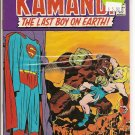 Kamandi, The Last Boy On Earth # 29, 5.0 VG/FN