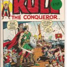 Kull the Conqueror # 5, 7.0 FN/VF