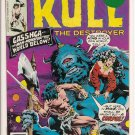 Kull The Destroyer # 27, 7.0 FN/VF