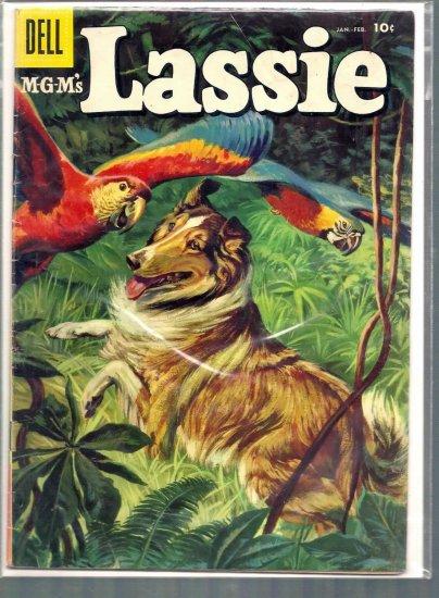 LASSIE # 32, 4.0 VG