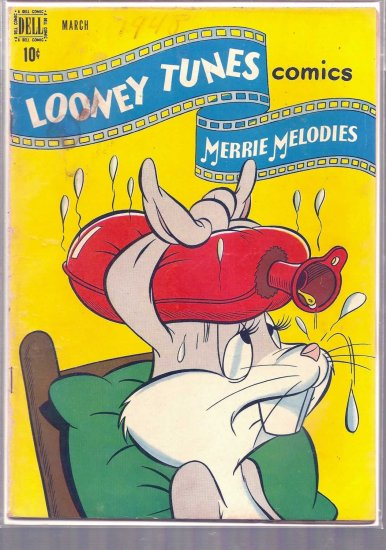 LOONEY TUNES AND MERRIE MELODIES # 77, 3.5 VG -