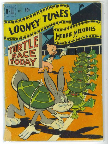 Looney Tunes And Merrie Melodies Comics # 109, 2.0 GD