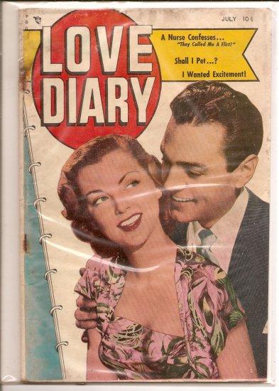 Love Diary # 1, 1.0 FR