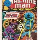 Machine Man # 3, 8.0 VF