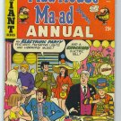 Madhouse Ma-ad Annual # 7, 4.0 VG