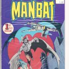 Man-Bat # 1, 3.0 GD/VG