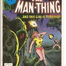 Man-Thing # 5, 8.0 VF